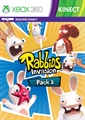 RABBIDS INVASION - PACK #3 SEASON ONE
