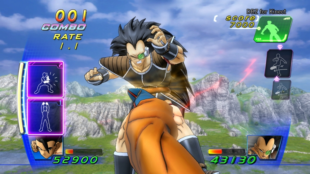 Image from Dragon Ball Z for Kinect™ - Announcement Trailer