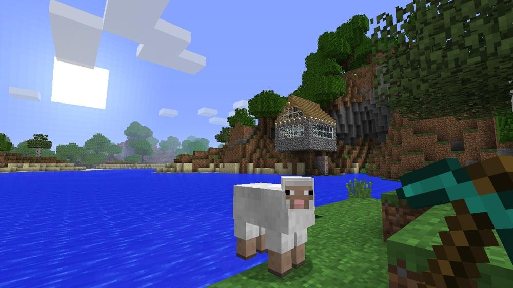 Imagen de Tema Hierro de Minecraft