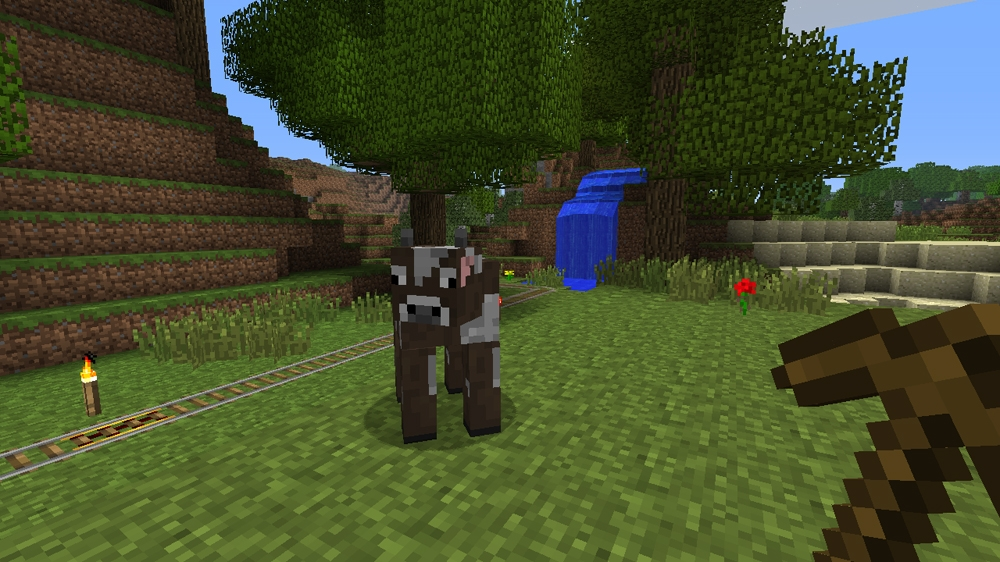 Image from Minecraft Iron Theme