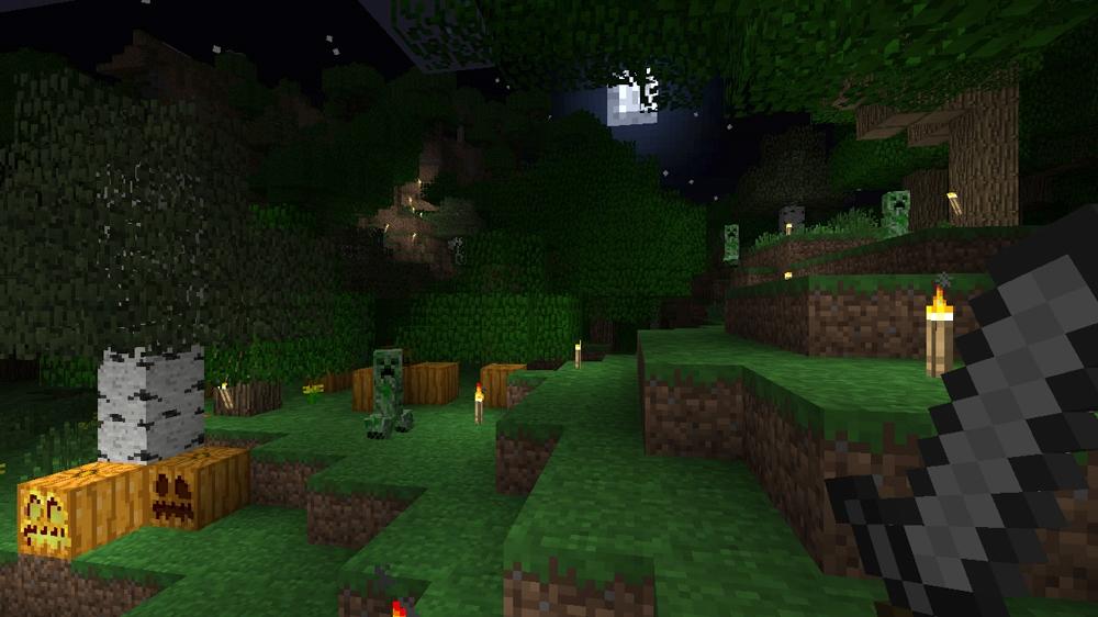 Image de Thème Minecraft Iron