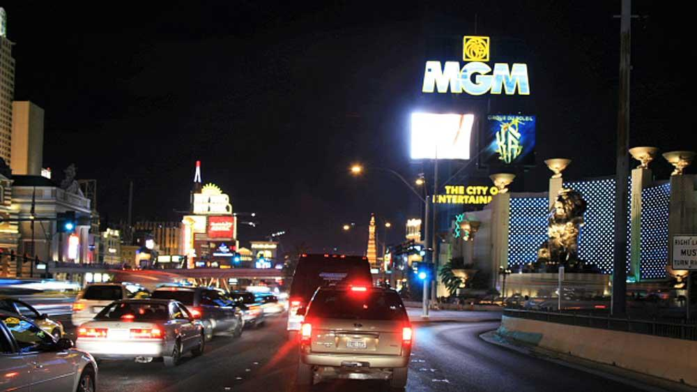 Image from Vegas happens fast