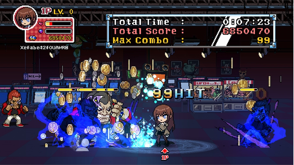 Image from Phantom Breaker:Battle Grounds Kurisu Pack