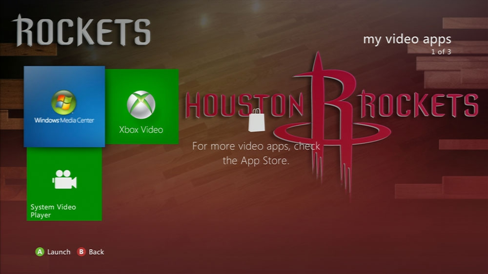 Image from NBA: Rockets Game Time
