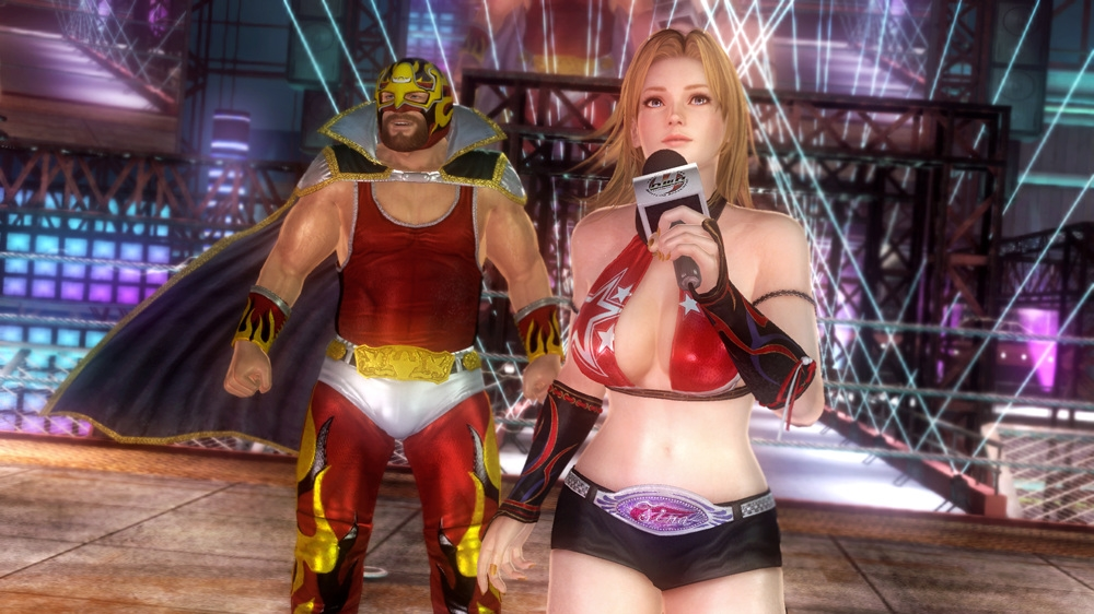 Image from Dead or Alive 5 Content Update