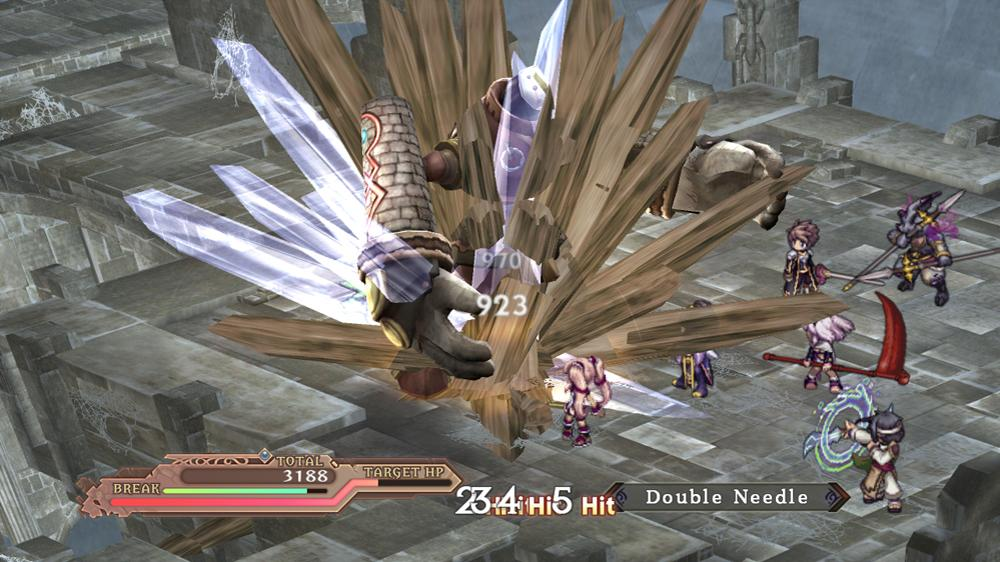 Image from Agarest War Zero - Face Gallery Open