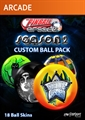 Season Two Custom Balls