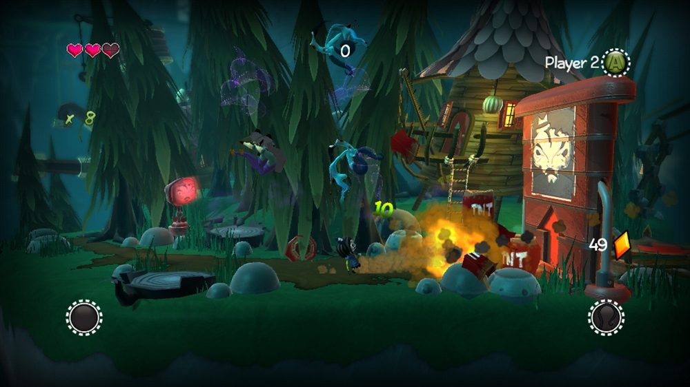 Image from DLC Pack 1: Spirits Unleashed