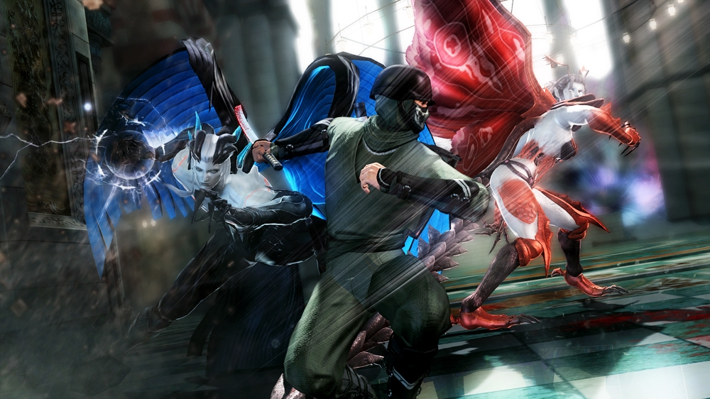 Image from Ninja Gaiden® 3 Ultimate Ninja Pack