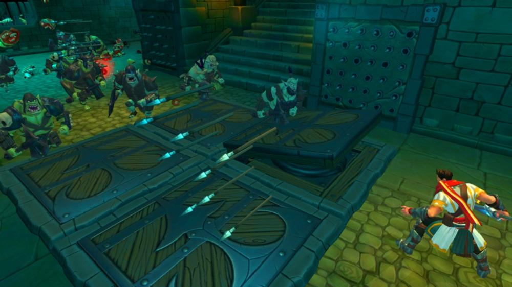 Image from Orcs Must Die! Lost Adventures DLC