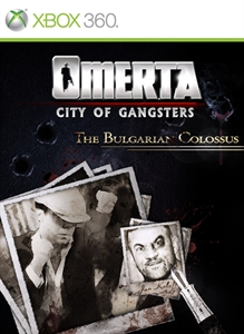 Omerta – City of Gangsters – The Bulgarian Colossus boxshot