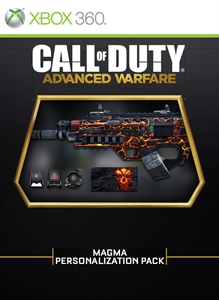 Magma Personalization Pack