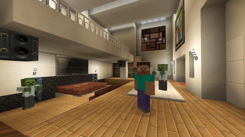 Imagen de Pack de textura de ciudad de Minecraft (prueba)