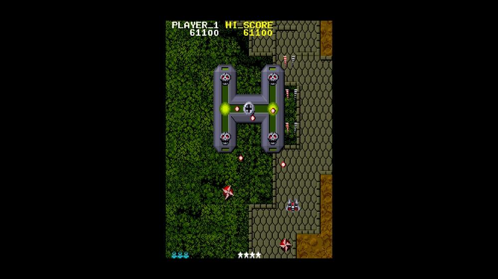 Kuva pelistä CAPCOM ARCADE CABINET : 1985-II-PAKETTI
