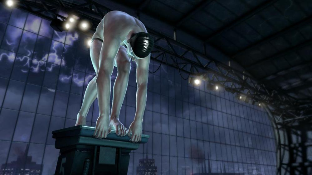Image from Michael Phelps – Push The Limit Phantom Trailer