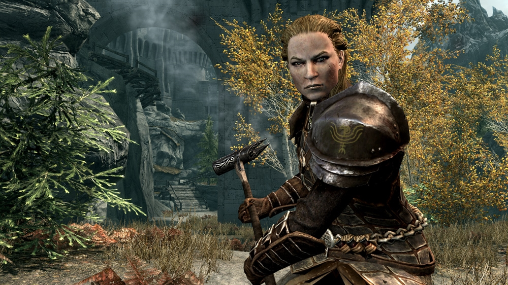 Image from The Elder Scrolls V: Skyrim: Dawnguard (English)