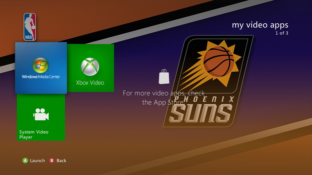 Image de NBA - Suns Highlight Theme