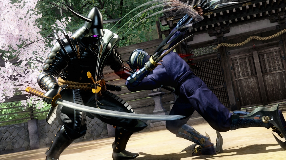 Image from Ninja Gaiden® 3 Mentor Pack 1
