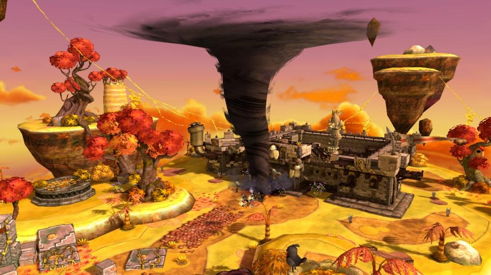 Image from Happy Wars Trailer