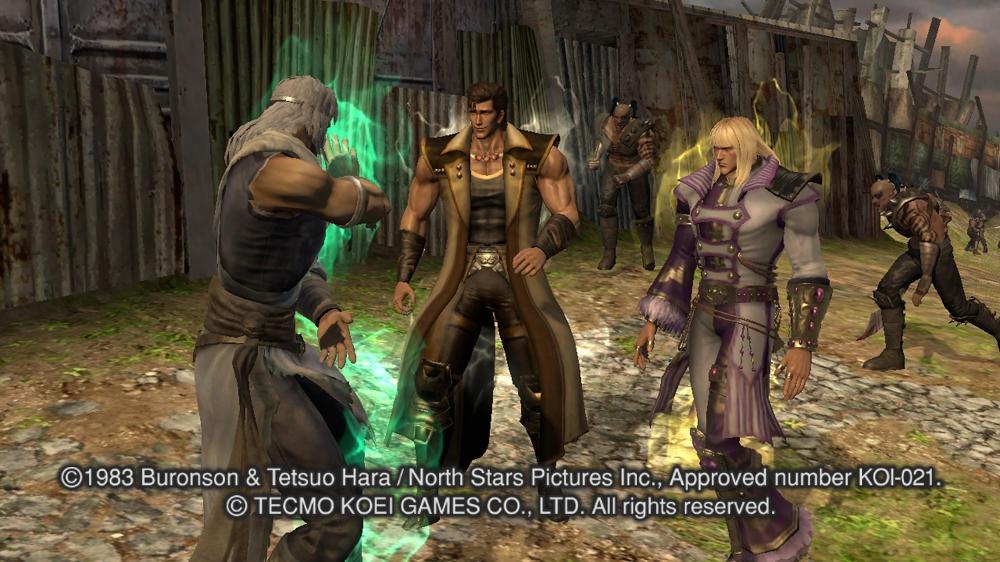 Kuva pelistä New Mission 8