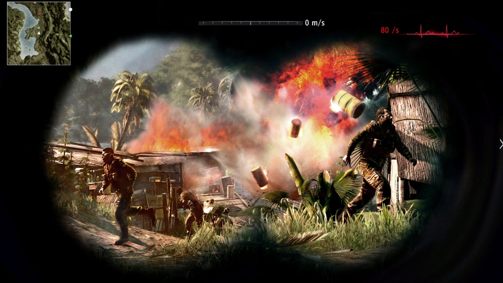 Image from Sniper Ghost Warrior - Second Strike