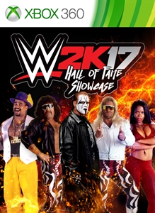 Showcase WWE 2K17 Hall of Fame