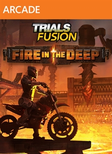 Trials Fusion DLC#4: Fire in the deep
