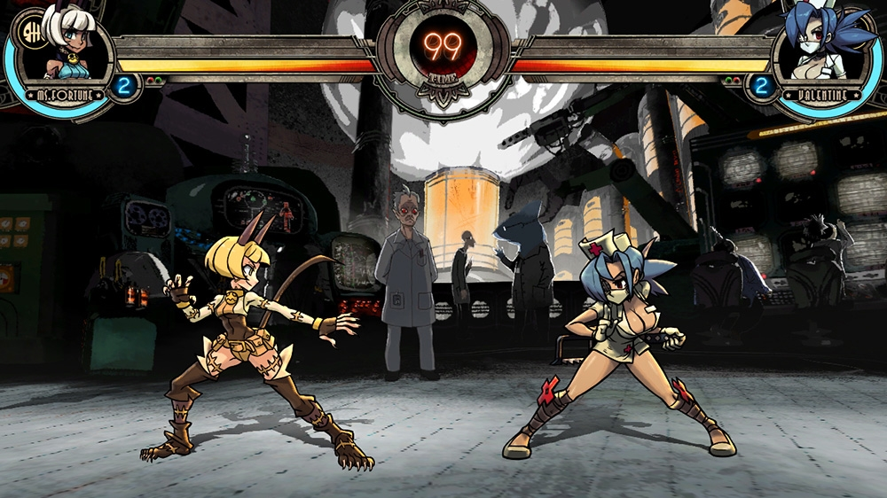 Image from Skullgirls Character Palette Bundle
