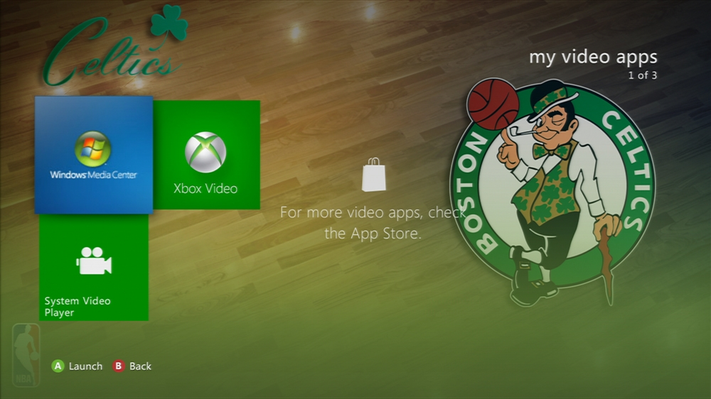 Imagen de NBA: Celtics Center Court