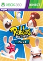 RABBIDS INVASION - PAQUETE 1