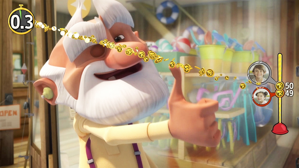 Image from RABBIDS INVASION - PACK #1 SEASON ONE