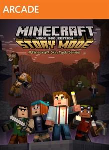 Pack de aspecto de Minecraft: Story Mode