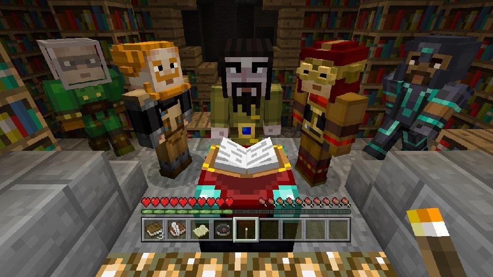 Imagen de Pack de aspecto de Minecraft: Story Mode