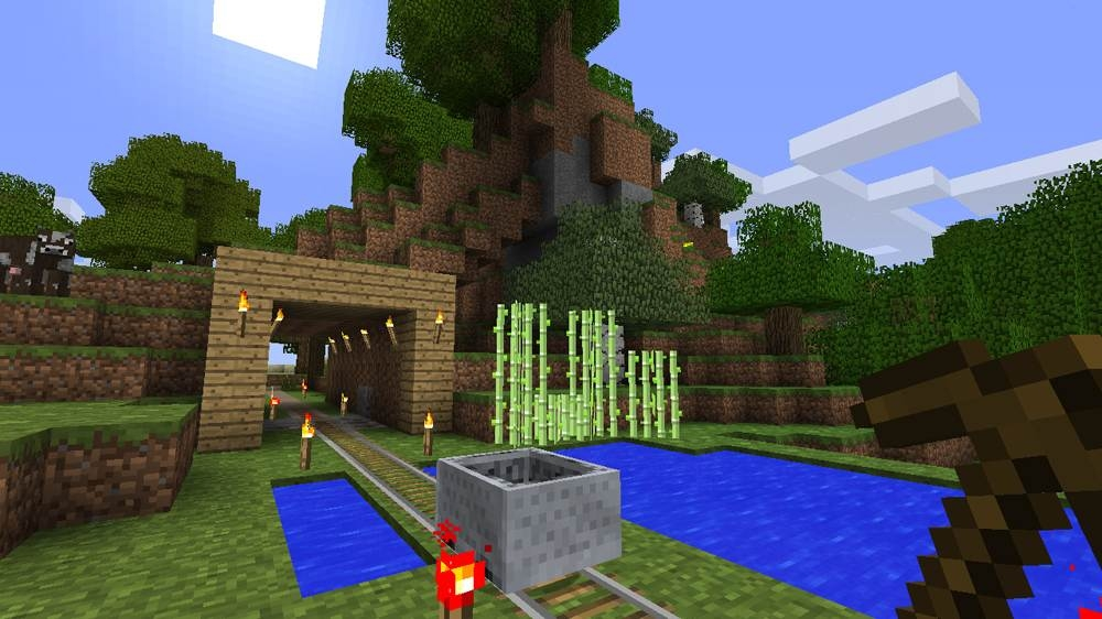 """Image from Minecraft - """"Together"""""""