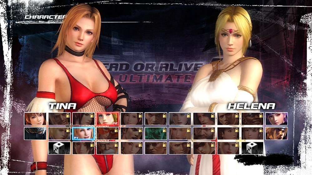 Image de Set de tenues mythe Dead or Alive 5 Ultimate