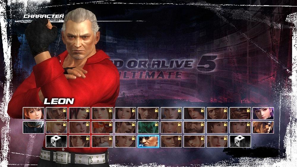 Imagen de Dead or Alive 5 Ultimate - Pack legado completo