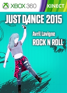 "Just Dance 2015 - ""Rock N Roll"" by Avril Lavigne"