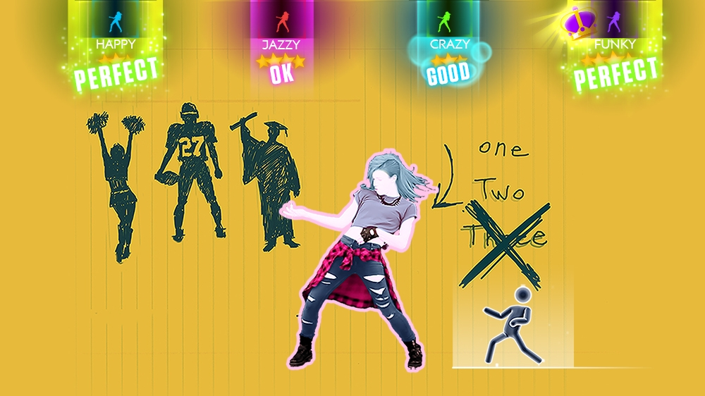 "Image de Just Dance 2015 - ""Rock N Roll"" by Avril Lavigne"