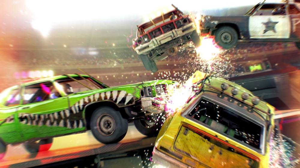 Image from DiRT Showdown Launch Trailer