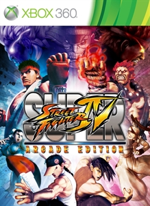 SSFIV ARCADE EDITION