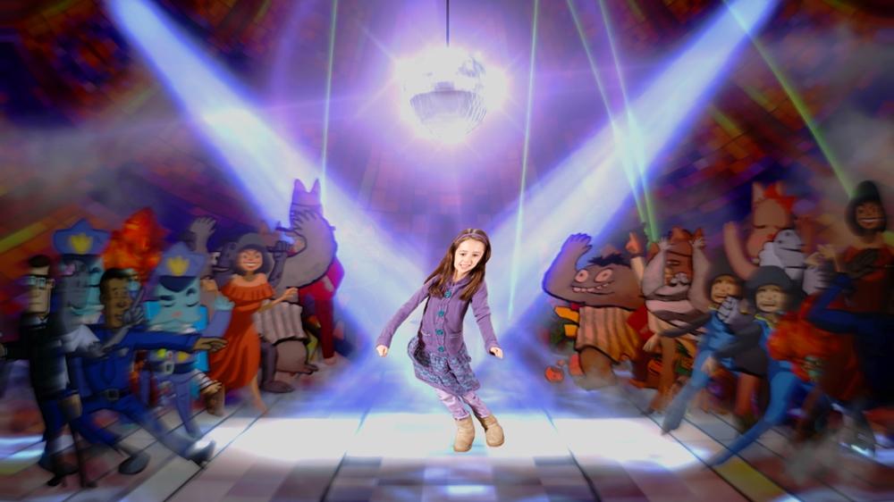 Immagine da Ballerino scatenato