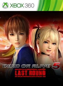 DOA5LR - Fighter Force Marie Rose