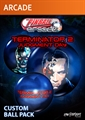 Terminator™ 2: Judgment Day Custom Ball