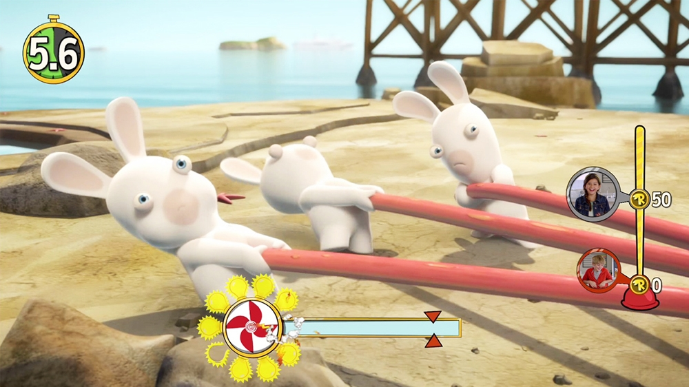 Image from RABBIDS INVASION - PACK #2 SEASON ONE