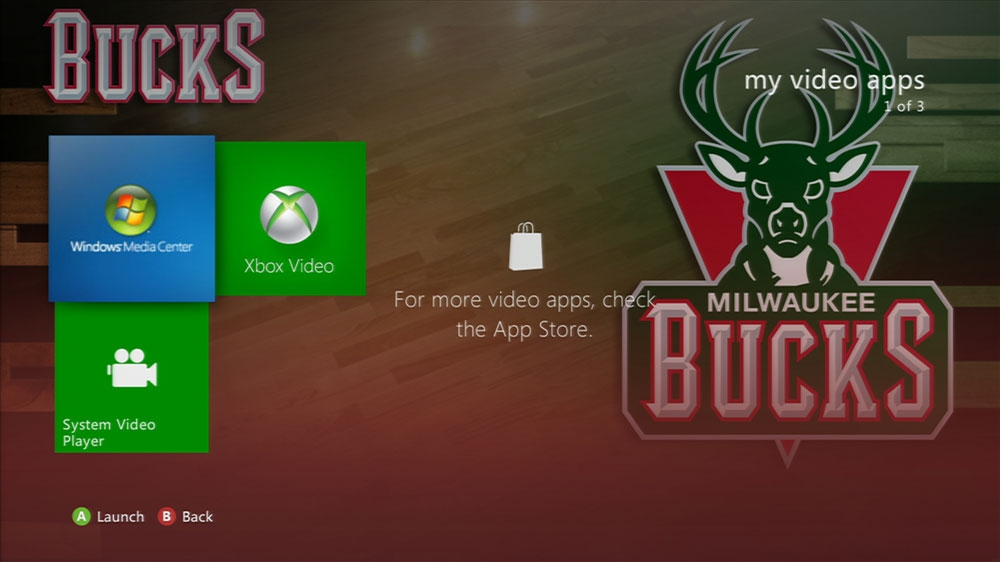 Image from NBA: Bucks Game Time