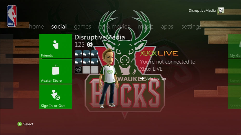 Imagen de NBA: Bucks Game Time