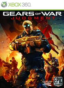 Gears of War Judgment VIP Pass boxshot