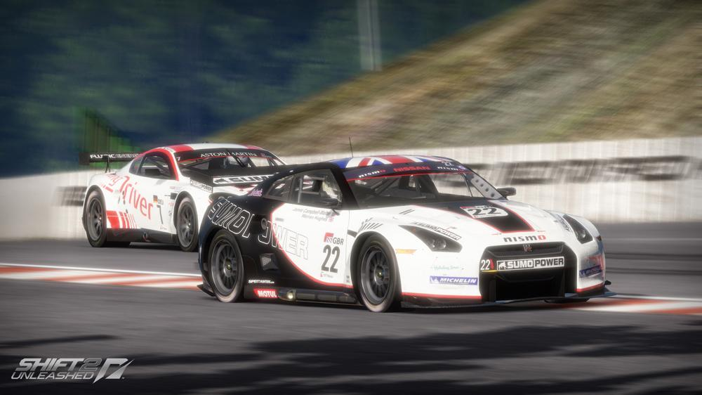 Image from SHIFT 2 UNLEASHED™ Autolog Drift Challenge Trailer
