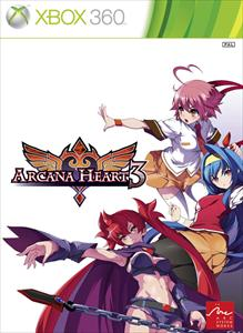 Arcana Heart 3: Additional Character Colours for Heart & Saki