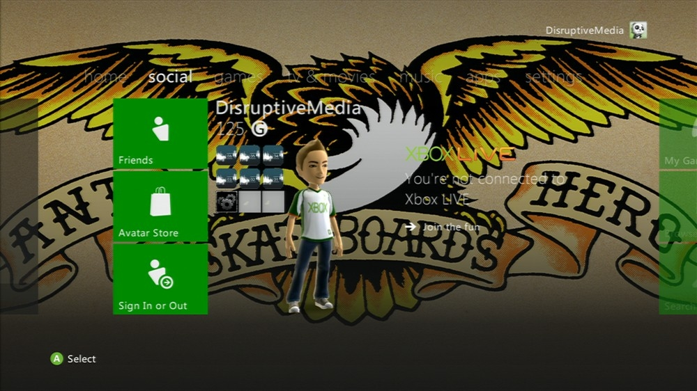 Image de Real Skateboards Theme